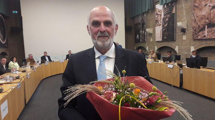 Marius Bakker is de nieuwe fractievoorzitter van de VVD in de gemeenteraad van Woensdrecht.