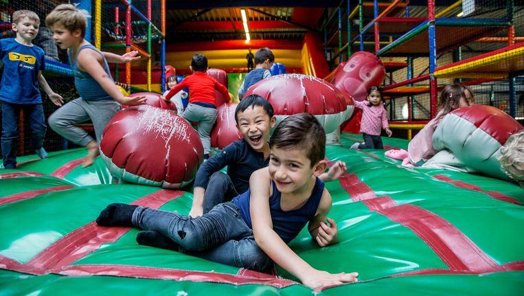 hoe veilig is speelparadijs ballorig aan de gaasperplas? | het parool