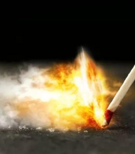 Un Sérésien arrêté pour avoir mis des boulettes de papier en feu dans la corniche son voisin