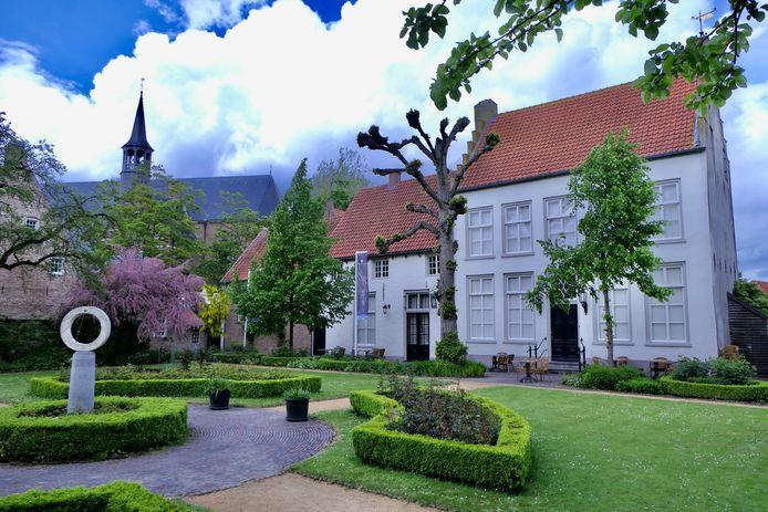Het Gouverneurshuis in Heusden.