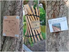 Snel herplant bomen Exercitieveld: 'Hét veld van de Woerdenaren'