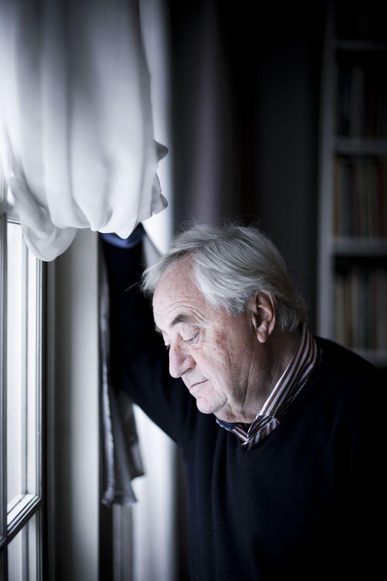 Cees Nooteboom Beeld Roger Dohmen/HH