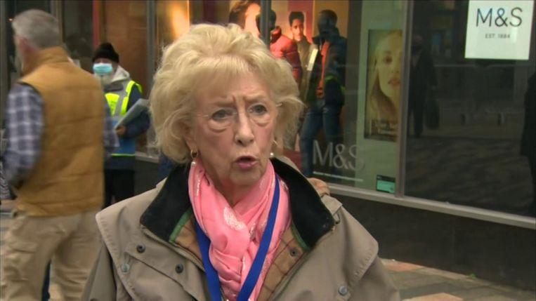 Maureen Eames. Beeld BBC