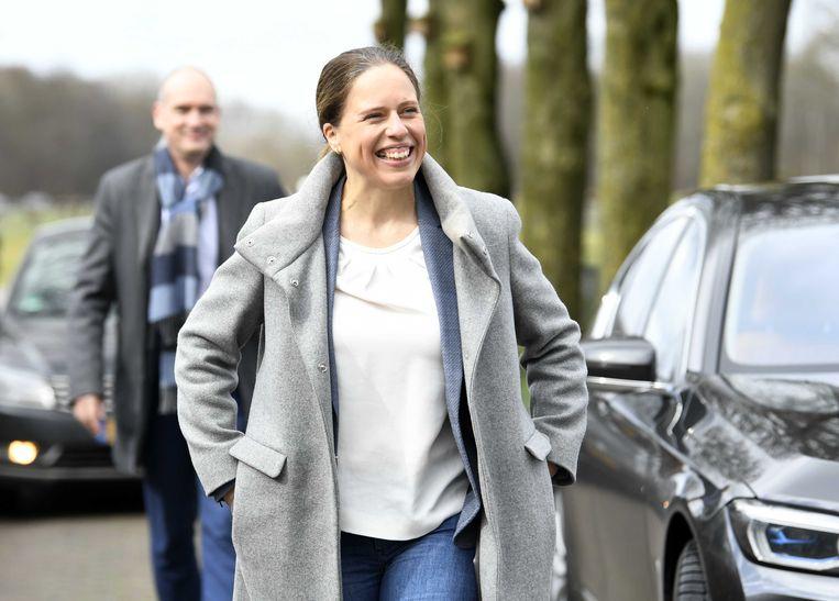 Carola Schouten. Beeld ANP