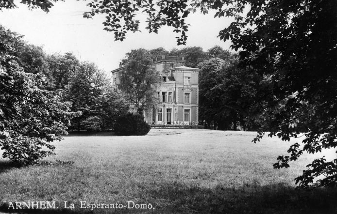 Het Huis Presikhaaf in 1931.