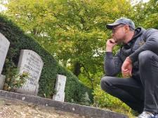 Het graf van de opa van Peter blijft voorlopig intact; Gorinchem onderzoekt hoe het nu verder moet