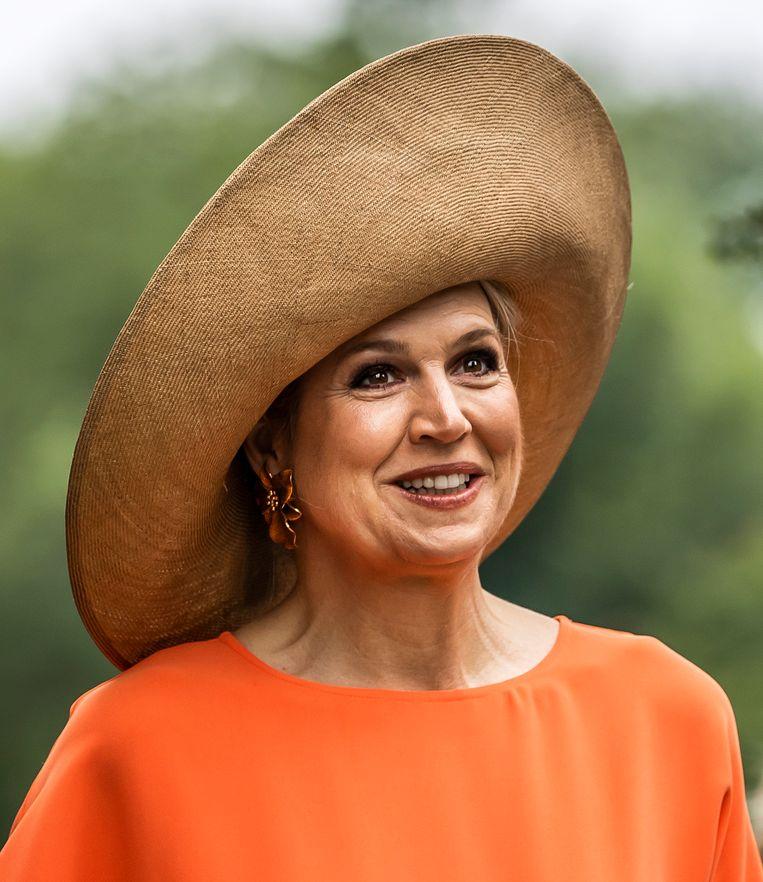 Koningin Máxima brengt met haar buitenlandse vrienden weleens een bezoekje aan de Amsterdamse Wallen Beeld Brunopress/POOL/Remko de Waal