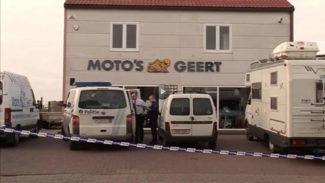 Eigenaar motorwinkel doodgeschoten bij overval in Zottegem