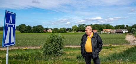 Paul strijdt al tien jaar tegen een snelweg: 'Ik ga door tot ik mijn gelijk heb gehaald'