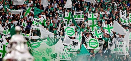 50 jaar FC Groningen: de fans hebben eindelijk weer iets te vertellen op de camping