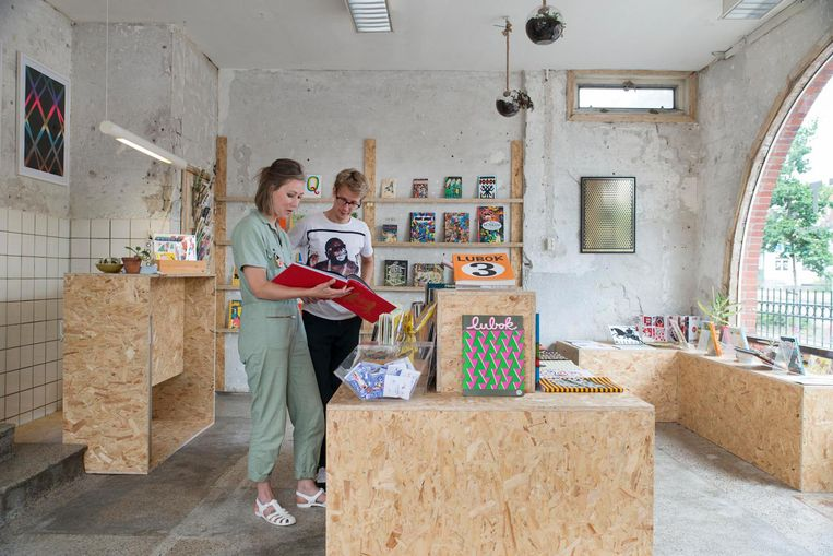 Boycott Books Waddenweg Beeld Charlotte Odijk