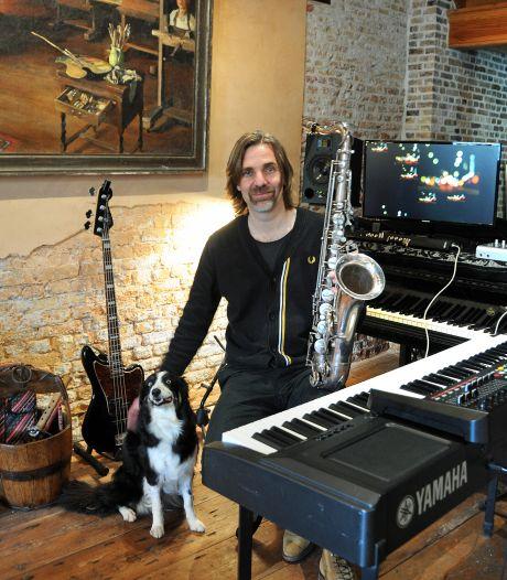 Saxofonist Frans Blanker: 'Ik wil het hart van een instrument zoeken'