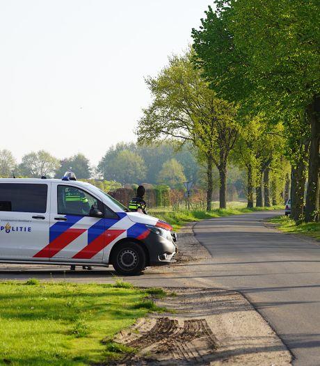 Man (32) aangehouden voor inbraak in een bedrijfspand in Raamsdonksveer, drie andere verdachten nog op de vlucht