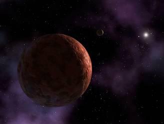 Nieuwe dwergplaneet ontdekt in ons zonnestelsel (en er zweeft mogelijk nog een grotere rond)