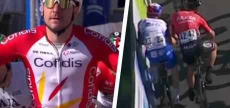 """""""Tu n'as pas de cerveau"""": un sprint dangereux fait polémique, Bouhanni dans le collimateur de l'UCI"""