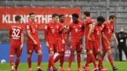 Bayern wint na doelpuntenrijke tweede helft eenvoudig van Frankfurt