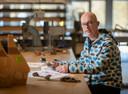 Wouter Eggink, werkt aan de faculteit Engineering Technology en is designonderzoeker