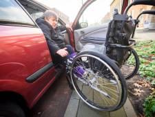 Rolstoelers in Eindhoven zijn de dupe van Operatie Steenbreek