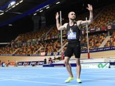 Van Gool heerst op de 60 meter sprint, Schilder wint titelstrijd in kogelstoten