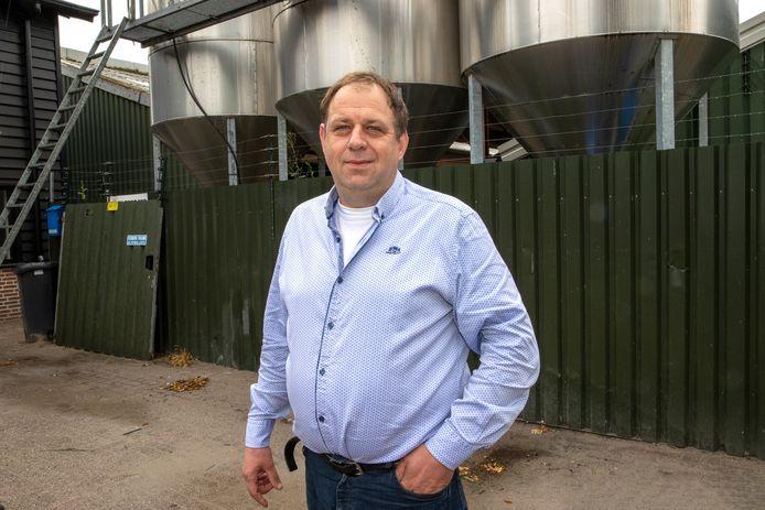 Martijn Pijnenburg, voorzitter van de vakgroep pelsdierhouderij van LTO Nederland.