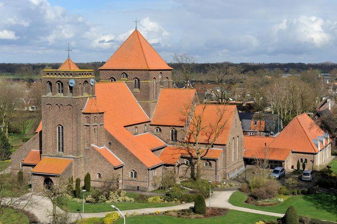 De woningen moeten bij voorkeur in of nabij het centrum komen, bijvoorbeeld bij de kerk in het centrum van Achterveld.