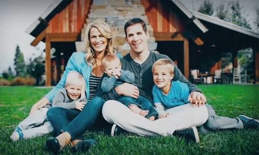 Het gezin Smiley.