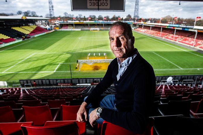 Jan Willem van Dop, algemeen directeur bij GA Eagles