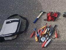Politie Nijkerk zoekt eigenaar gestolen gereedschap