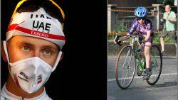 De jongen die ooit begon met een veel te grote fiets en daardoor vooral leerde aanvallen: de mens achter Tourwinnaar Tadej Pogacar
