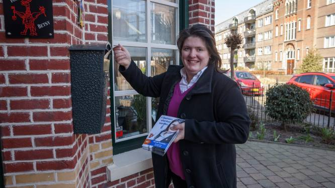 Sanneke Vermeulen (29) jongste en eerste vrouwelijke lijsttrekker voor VVD Roosendaal