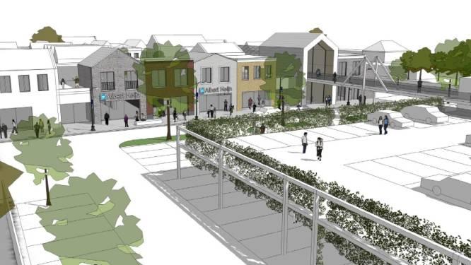 Start van bouw Albert Heijn en hotel in Kaatsheuvel stap dichtbij