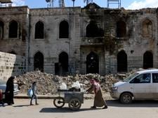 Turkije bestookt Koerden in Irak en Syrië