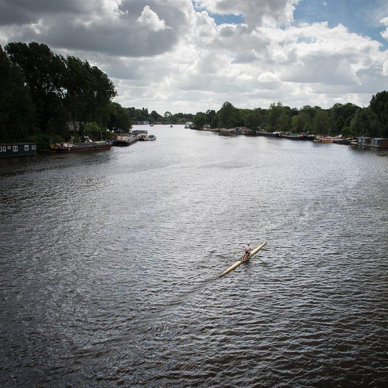 De Amstel Beeld Mats van Soolingen