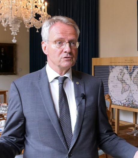 Advocaat dient klacht in tegen commissaris van de koning Han Polman: 'Nalatig bij meldingen integriteit'