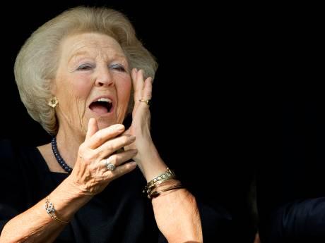 Prinses Beatrix komt naar 't Harde voor campagnedag van jeugdvoetballers