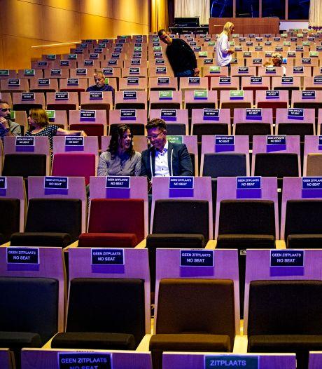 Muziekgebouw Eindhoven opent de deuren weer: 'We hebben elkaar gemist'