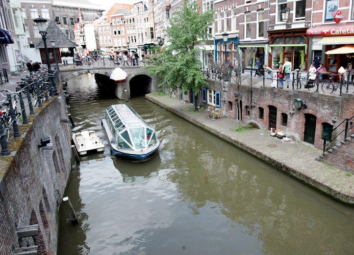 De Utrechtse grachten plus de werven zijn hét paradepaardje van de binnenstad.