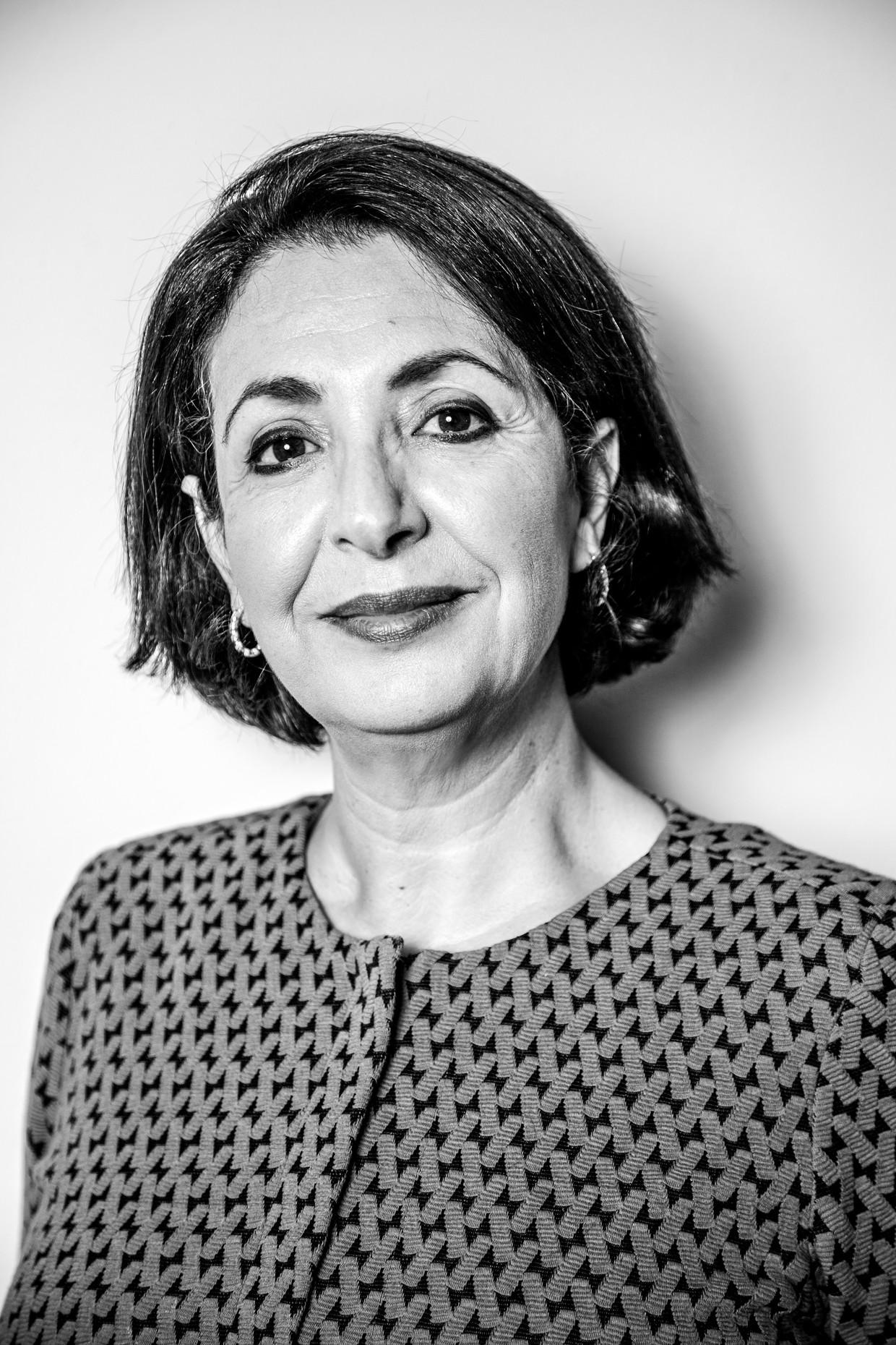 Khadija Arib: 'Ik heb geprobeerd om wat op mijn pad kwam zo goed mogelijk te doen.' Beeld Ernst Coppejans