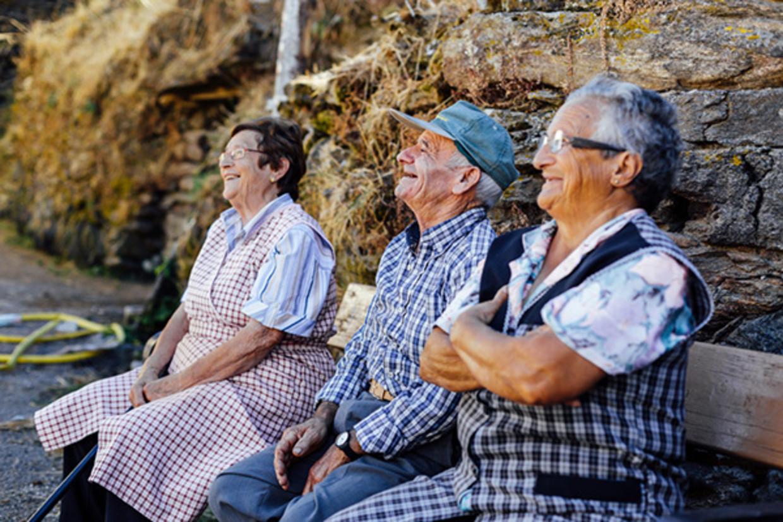 Nu al is de levensverwachting in Spanje met 82,9 jaar, na Zwitserland, de hoogste van Europa. Beeld iStock