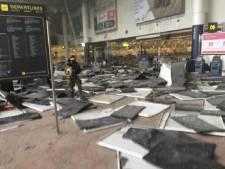 Deux explosions à l'aéroport de Zaventem, un mort et des blessés