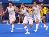 Belgische hockeyers schrijven geschiedenis met goud na thriller tegen Australië