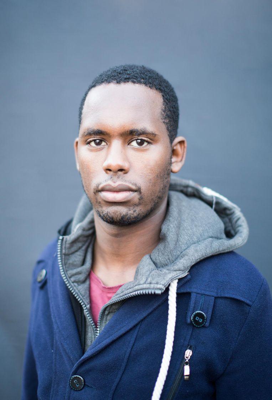 Kevin Kabatsi (23), Masterstudent economie UvA Beeld Eva Plevier