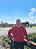 Ewoud van Woerkom, vanaf 1 april de nieuwe huurder van hotel-restaurant De Grote Zwaan in De Lutte.