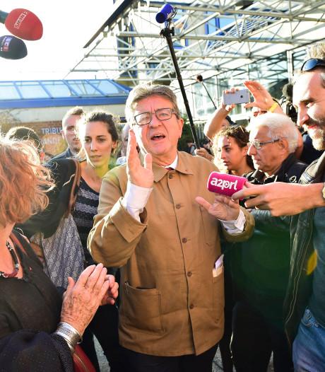 """Mélenchon ne fera plus accréditer l'émission """"Quotidien"""" pour ses événements"""