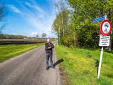 Iedereen wil hek op Glanergrensweg in Glane, maar waar moet het komen?