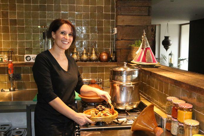 Karima Chami kookt Marokkaans
