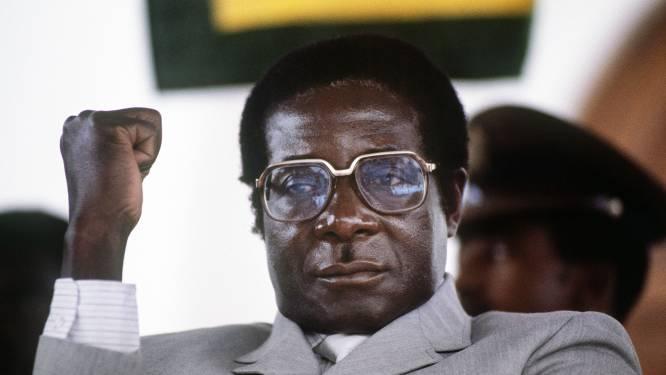Voorlopig nog een mysterie waar Zimbabwaanse ex-president Mugabe begraven zal worden