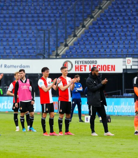 Podcast | 'De beveiliging was blij met het applaus van de spelers naar de Feyenoord-fans'
