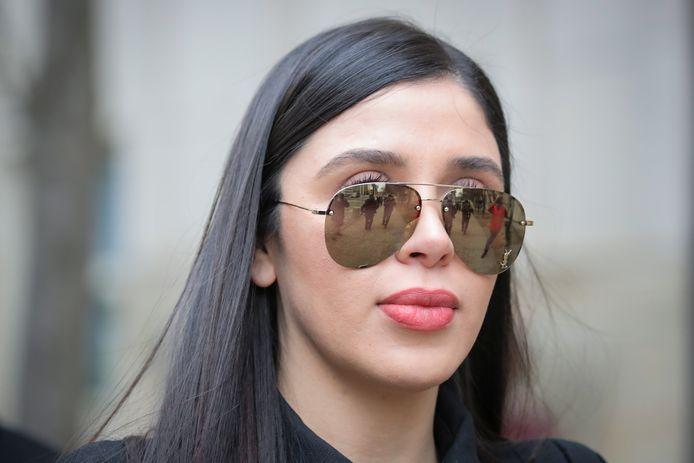 Emma Coronel heeft twee dochters met El Chapo en zou de veiligheid van haar familie boven alles stellen.