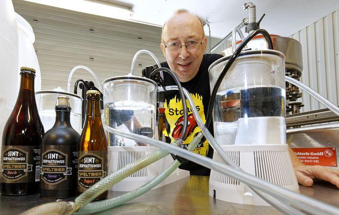 Carli van den Ekart gooide het roer om bij de lokale brouwerij om het hoofd boven water te houden.